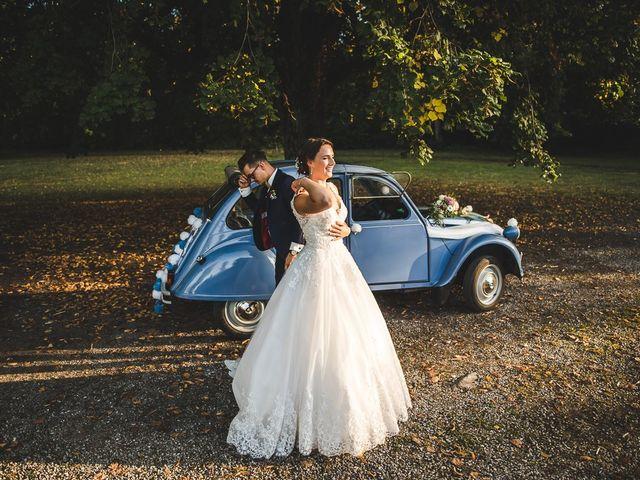 Le mariage de Guillaume et Charlène à Douvaine, Haute-Savoie 63