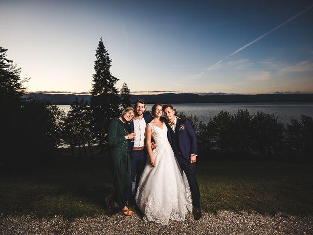 Le mariage de Guillaume et Charlène à Douvaine, Haute-Savoie 73