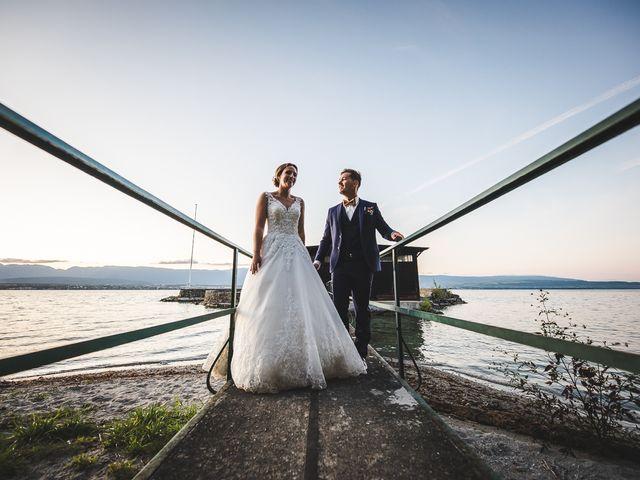 Le mariage de Guillaume et Charlène à Douvaine, Haute-Savoie 75