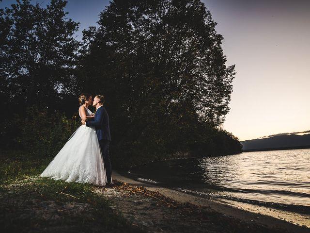 Le mariage de Guillaume et Charlène à Douvaine, Haute-Savoie 80