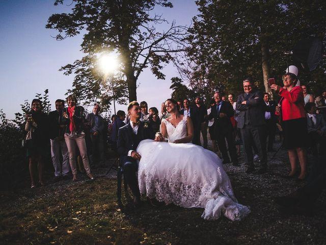 Le mariage de Guillaume et Charlène à Douvaine, Haute-Savoie 85