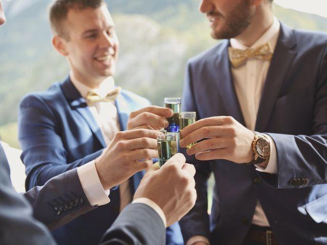 Le mariage de Laurent et Léa à Mieussy, Haute-Savoie 8