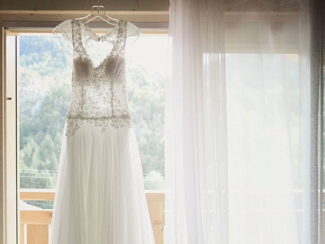 Le mariage de Laurent et Léa à Mieussy, Haute-Savoie 9