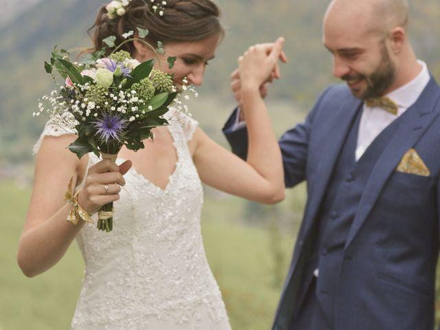 Le mariage de Laurent et Léa à Mieussy, Haute-Savoie 14