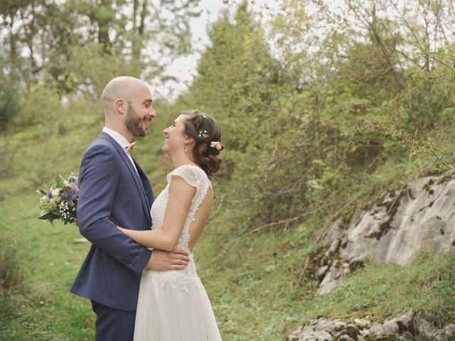 Le mariage de Laurent et Léa à Mieussy, Haute-Savoie 16
