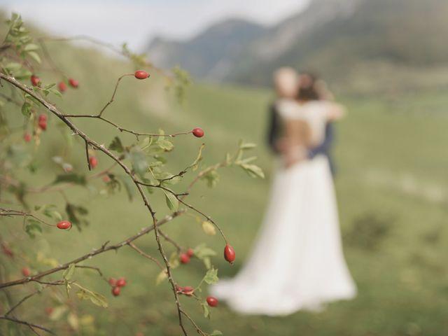 Le mariage de Laurent et Léa à Mieussy, Haute-Savoie 18
