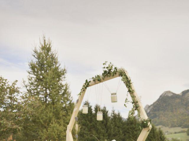 Le mariage de Laurent et Léa à Mieussy, Haute-Savoie 23
