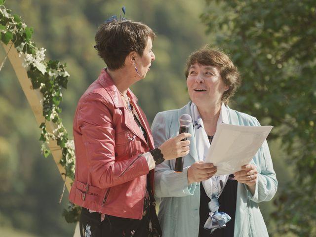 Le mariage de Laurent et Léa à Mieussy, Haute-Savoie 29