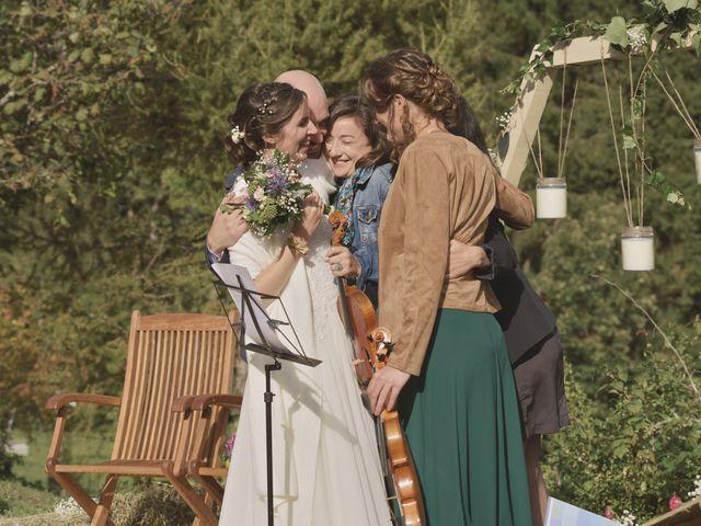 Le mariage de Laurent et Léa à Mieussy, Haute-Savoie 31
