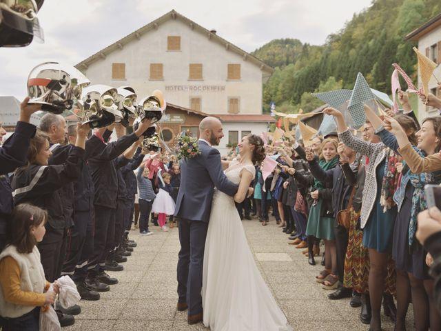 Le mariage de Laurent et Léa à Mieussy, Haute-Savoie 36