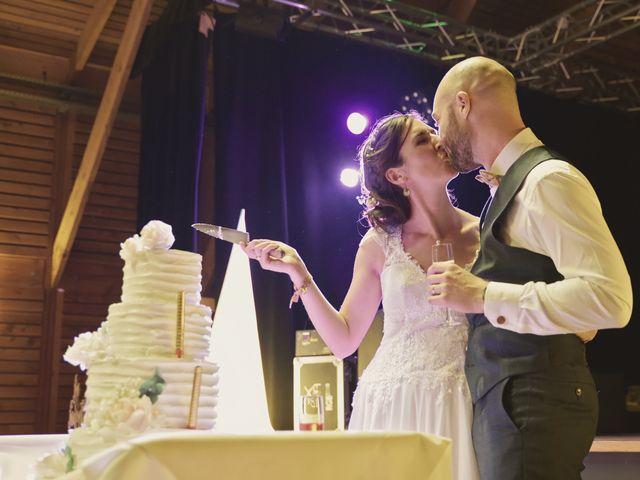 Le mariage de Laurent et Léa à Mieussy, Haute-Savoie 63
