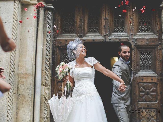 Le mariage de Stéphanie et Vincent  à Le Bar-sur-Loup, Alpes-Maritimes 11