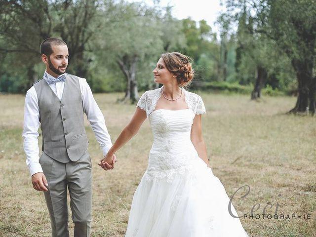 Le mariage de Stéphanie et Vincent  à Le Bar-sur-Loup, Alpes-Maritimes 13