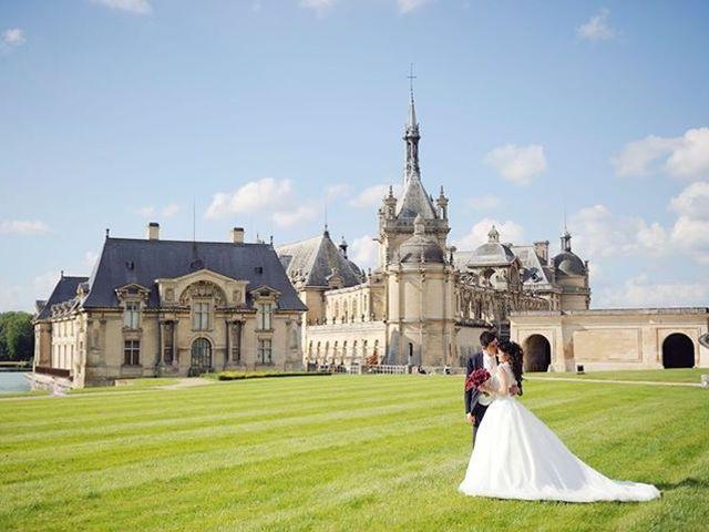 Le mariage de Albert et Irina à Paris, Paris 43