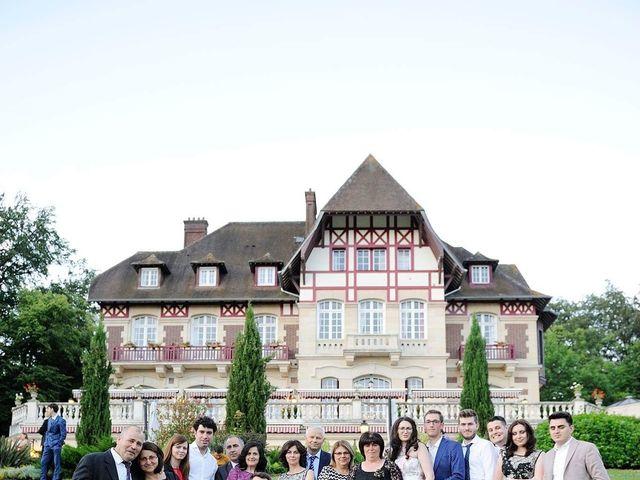 Le mariage de Albert et Irina à Paris, Paris 60