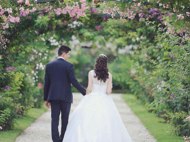Le mariage de Albert et Irina à Paris, Paris 13