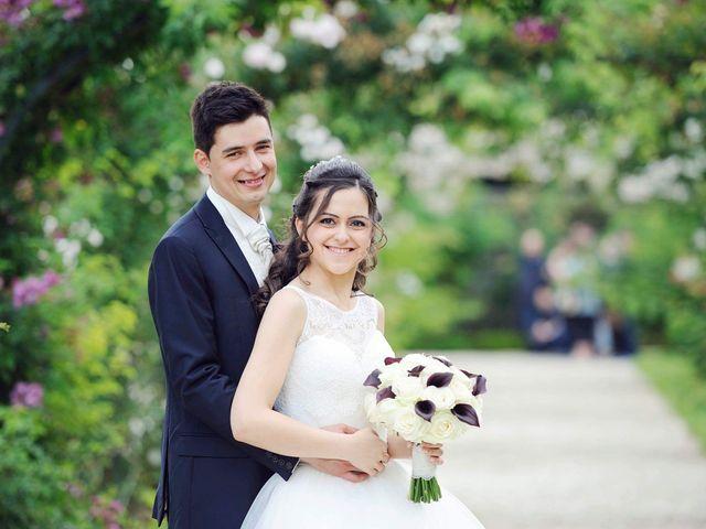 Le mariage de Albert et Irina à Paris, Paris 14