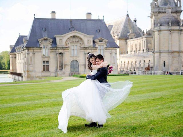Le mariage de Albert et Irina à Paris, Paris 44