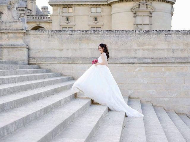 Le mariage de Albert et Irina à Paris, Paris 50