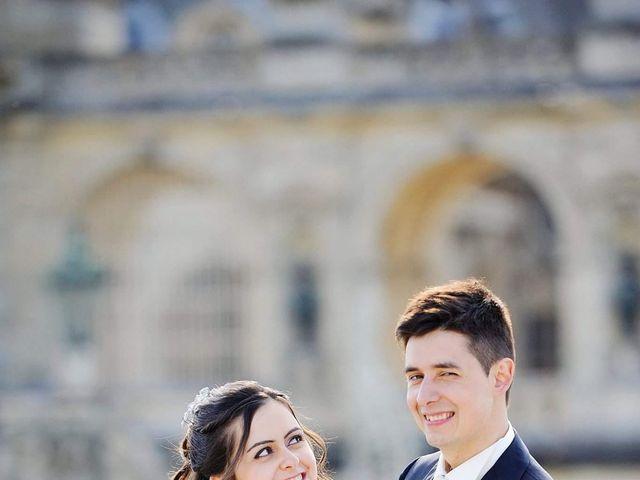 Le mariage de Albert et Irina à Paris, Paris 51