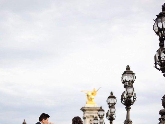 Le mariage de Albert et Irina à Paris, Paris 74