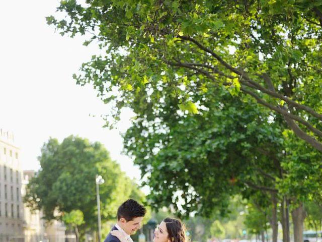 Le mariage de Albert et Irina à Paris, Paris 75