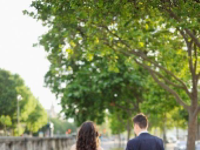Le mariage de Albert et Irina à Paris, Paris 76