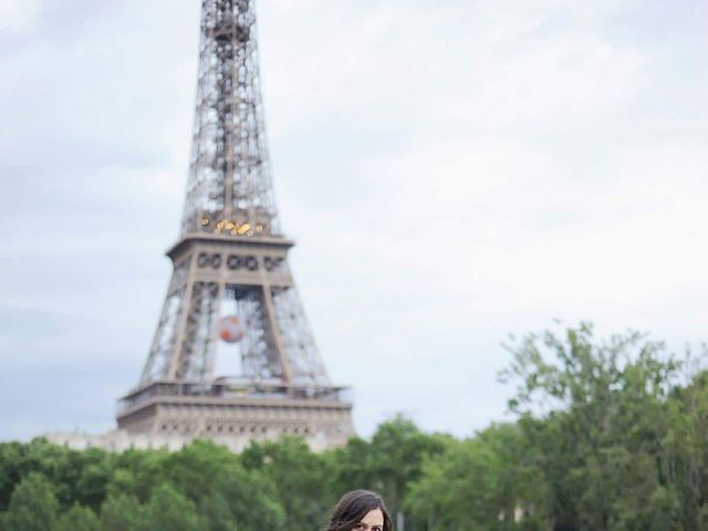 Le mariage de Albert et Irina à Paris, Paris 78