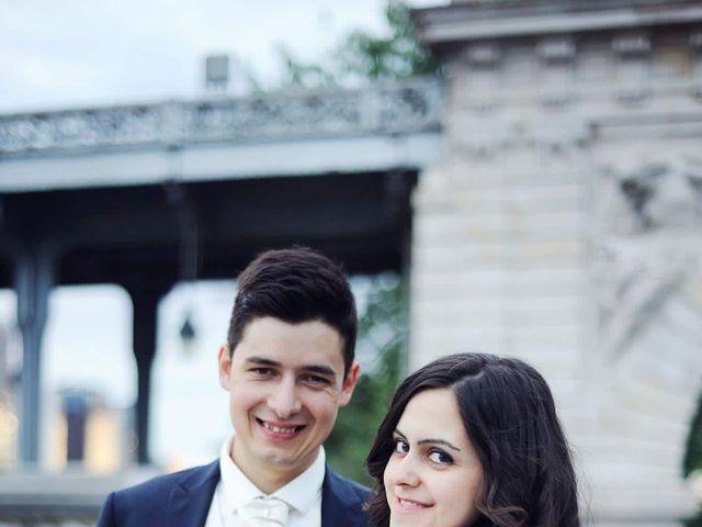 Le mariage de Albert et Irina à Paris, Paris 81
