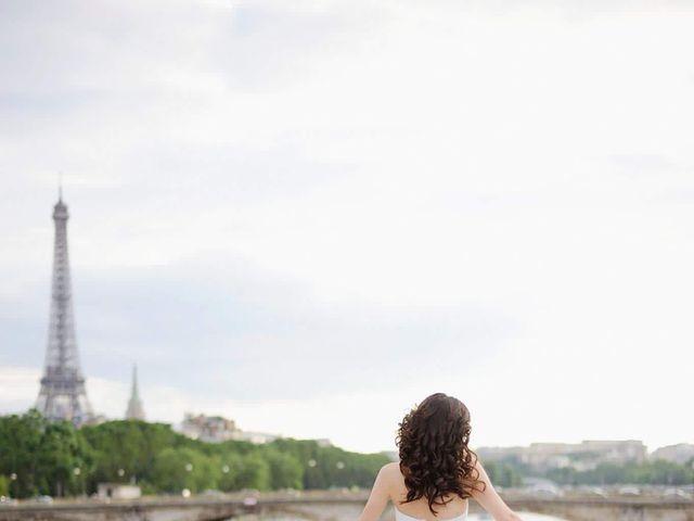 Le mariage de Albert et Irina à Paris, Paris 71