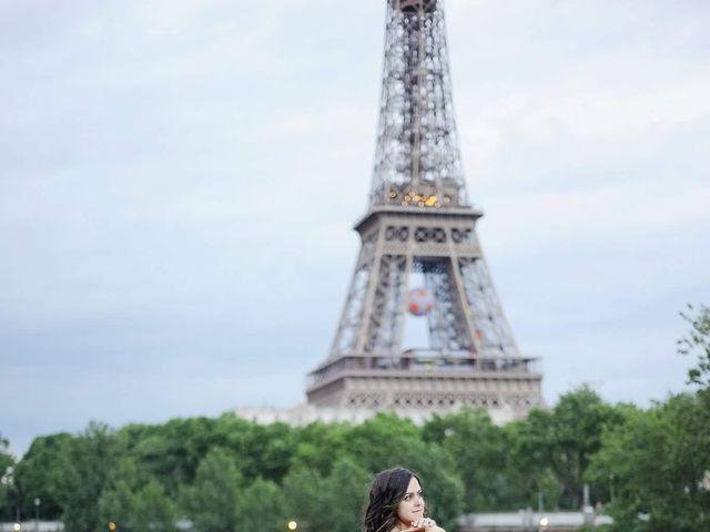 Le mariage de Albert et Irina à Paris, Paris 83
