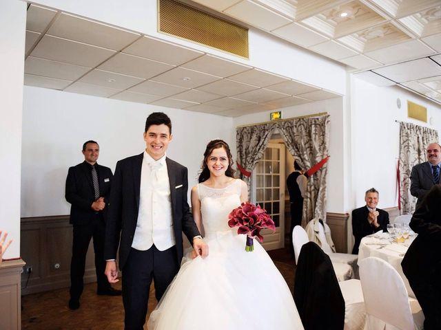 Le mariage de Albert et Irina à Paris, Paris 56