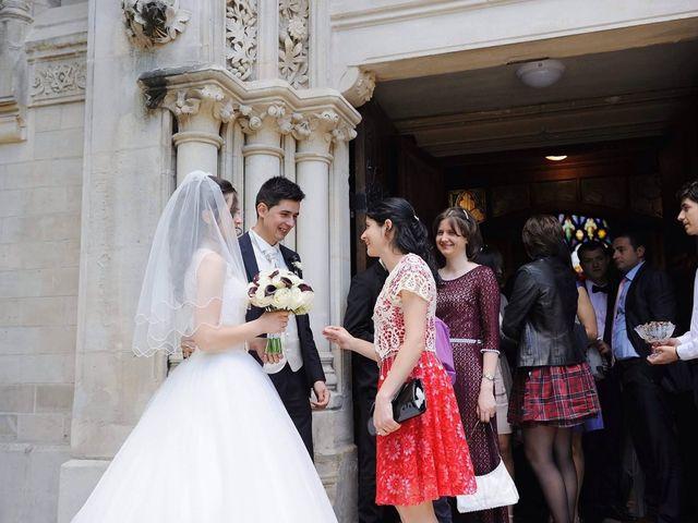 Le mariage de Albert et Irina à Paris, Paris 42