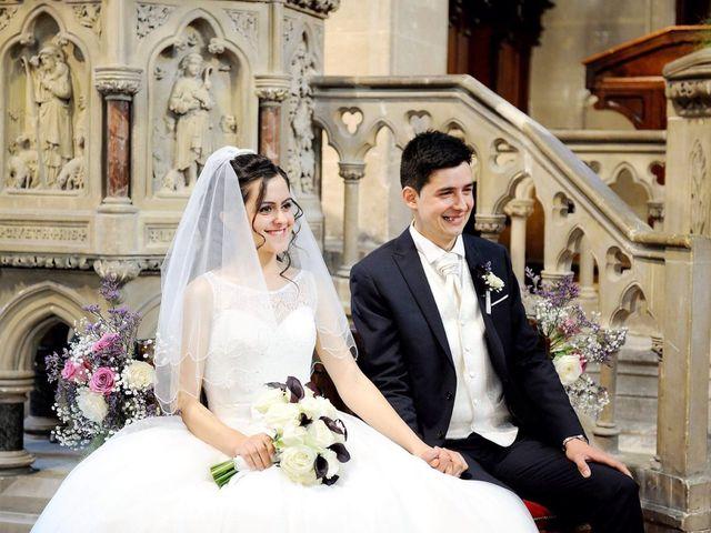 Le mariage de Albert et Irina à Paris, Paris 37
