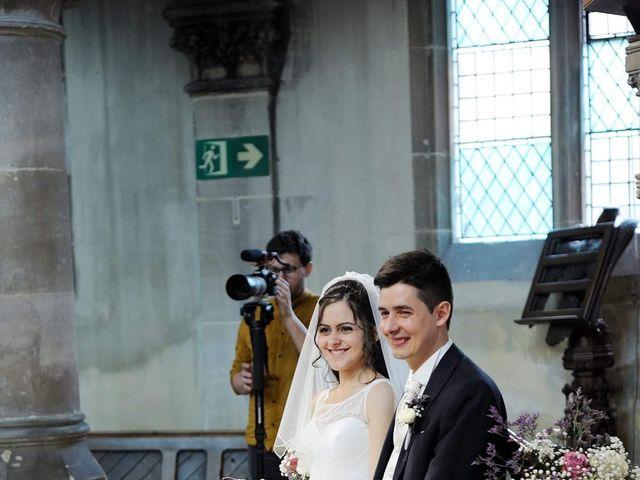 Le mariage de Albert et Irina à Paris, Paris 38