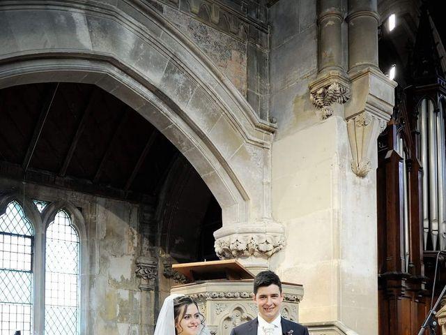 Le mariage de Albert et Irina à Paris, Paris 36