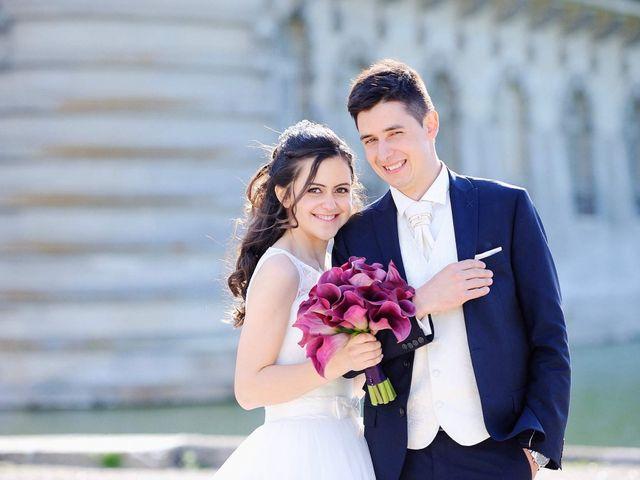 Le mariage de Albert et Irina à Paris, Paris 47