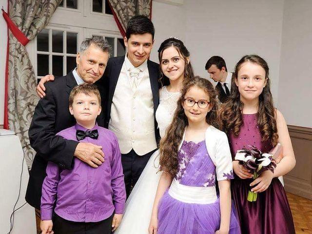 Le mariage de Albert et Irina à Paris, Paris 66