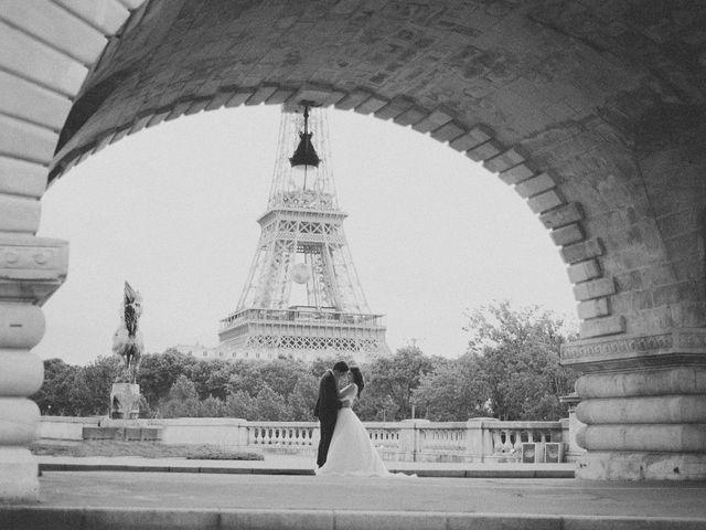 Le mariage de Albert et Irina à Paris, Paris 86