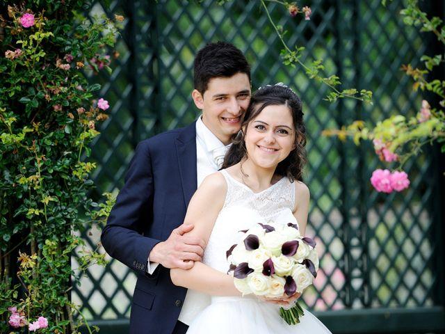 Le mariage de Albert et Irina à Paris, Paris 96