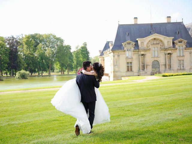 Le mariage de Albert et Irina à Paris, Paris 101