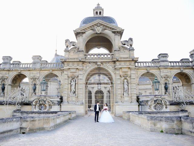 Le mariage de Albert et Irina à Paris, Paris 106