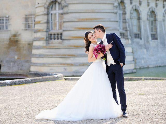Le mariage de Albert et Irina à Paris, Paris 107