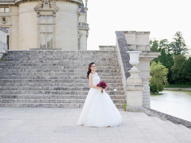 Le mariage de Albert et Irina à Paris, Paris 109