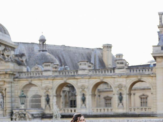 Le mariage de Albert et Irina à Paris, Paris 110