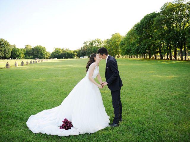 Le mariage de Albert et Irina à Paris, Paris 113