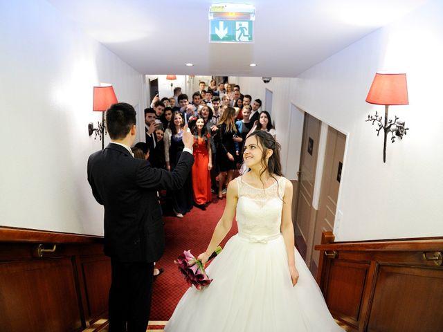 Le mariage de Albert et Irina à Paris, Paris 123