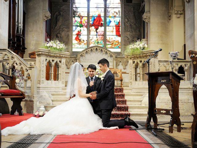 Le mariage de Albert et Irina à Paris, Paris 129