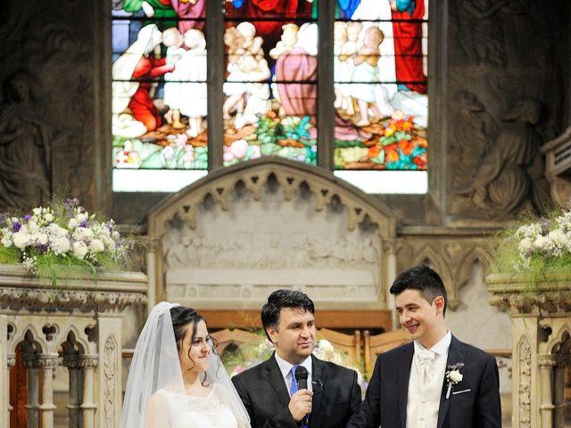 Le mariage de Albert et Irina à Paris, Paris 130