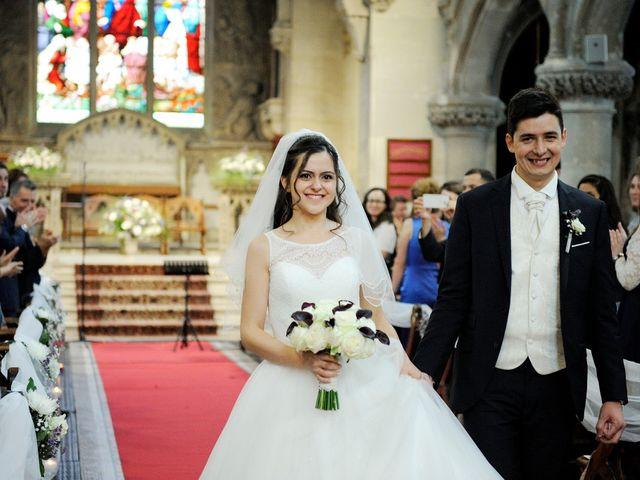 Le mariage de Albert et Irina à Paris, Paris 132